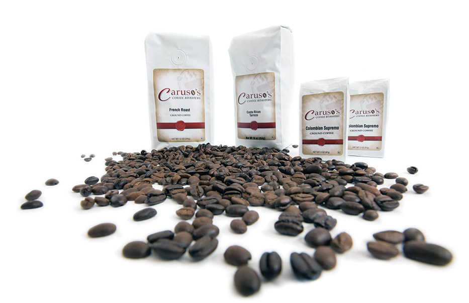 carusos wholesale coffee